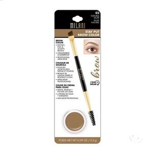 Milani  Stay Put Brow Color in Taupe, NIB